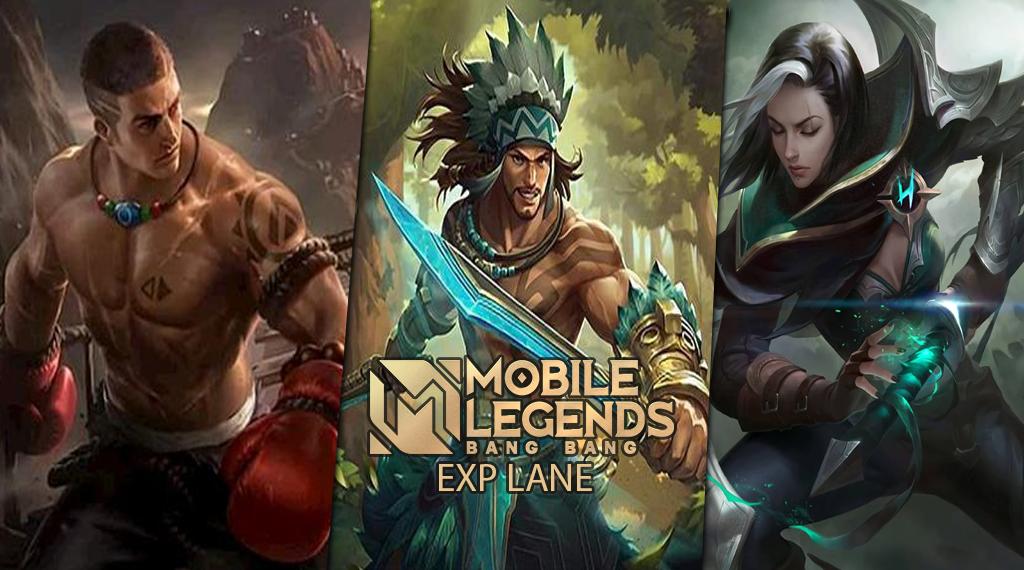 9 Hero EXP Lane Terkuat di Mobile Legends Season 21 Patch Note 1.5.88