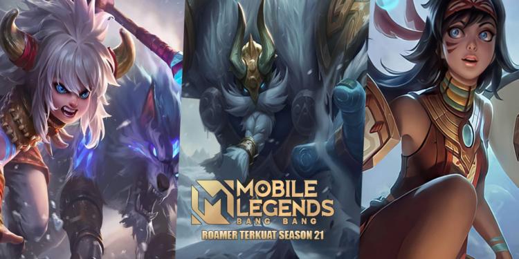 8 Hero Roamer Terkuat di Mobile Legends Season 21 Patch Note 1.5.88