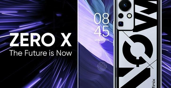Infinix Zero X Now