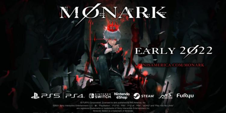 Monark Game English