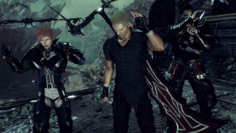 Stranger Of Paradise Final Fantasy Origin Trial Version 20210616133522