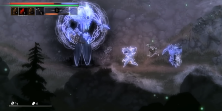 Salt And Sacrifice Gameplay