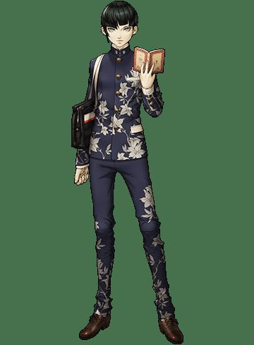 Shin Megami Tensei V Protagonist