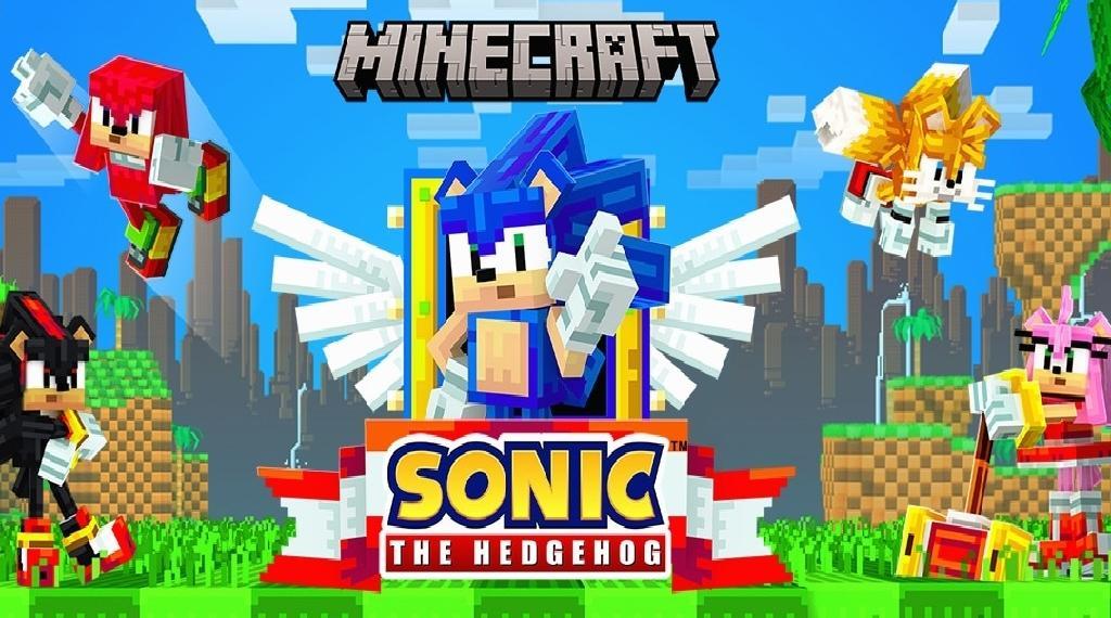 Minecraft Umumkan DLC Sonic the Hedgehog