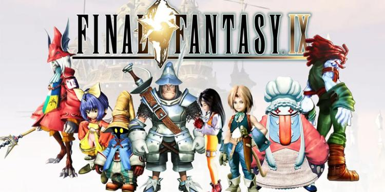 Final Fantasy IX Animasi