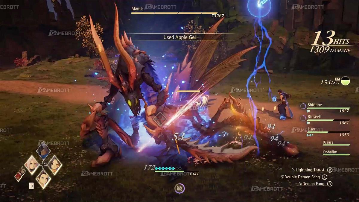 Tales Of Arise Battle3