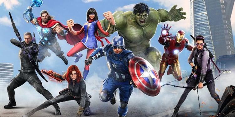 Marvel's Avengers update 1.8