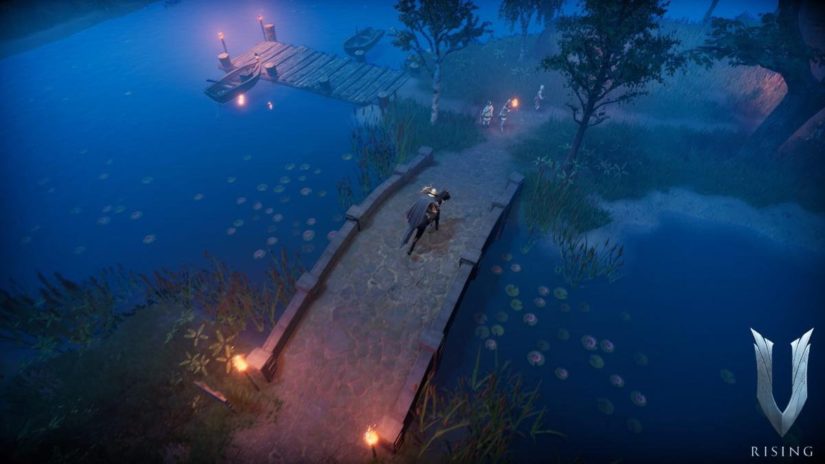 V Rising Gameplay Screenshot 1