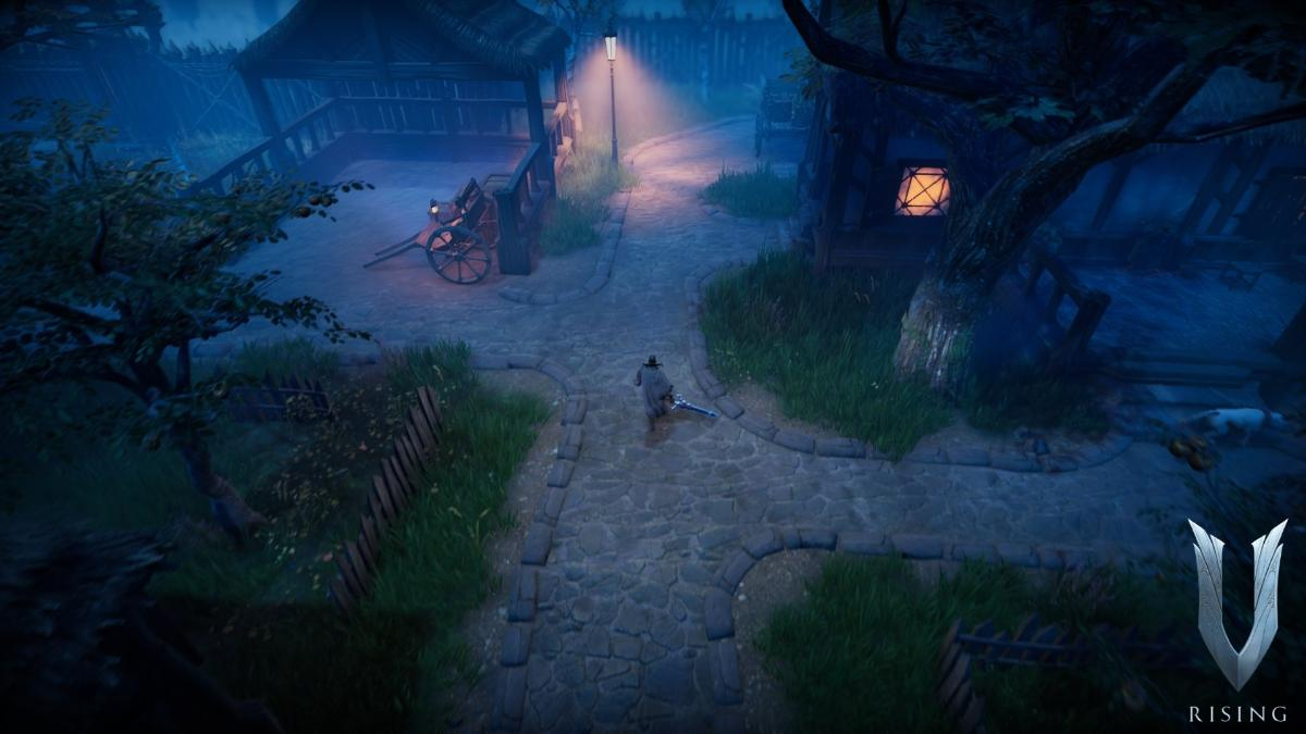 V Rising Gameplay Screenshot 2