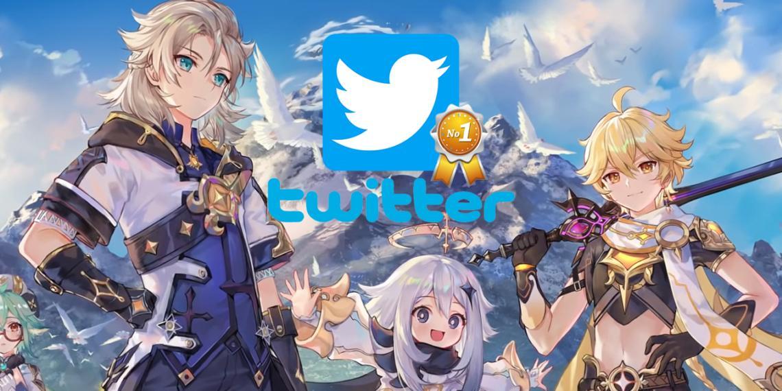 Genshin Impact Puncaki Daftar Game Terpopuler di Twitter Tahun 2021