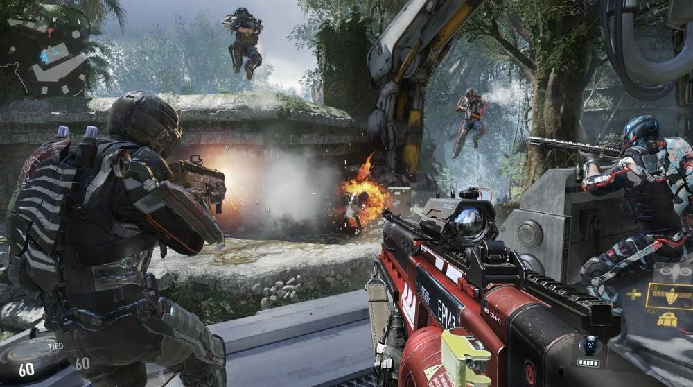 Call Of Duty Advanced Warfare Review Firefight Jungle1