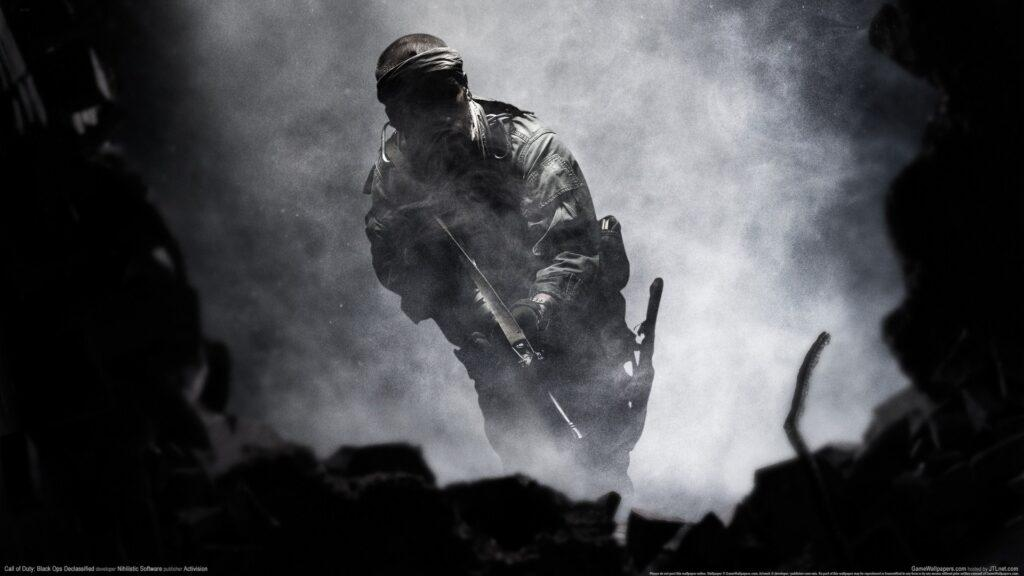 Call Of Duty Black Ops Declassified 1080p Wallpaper