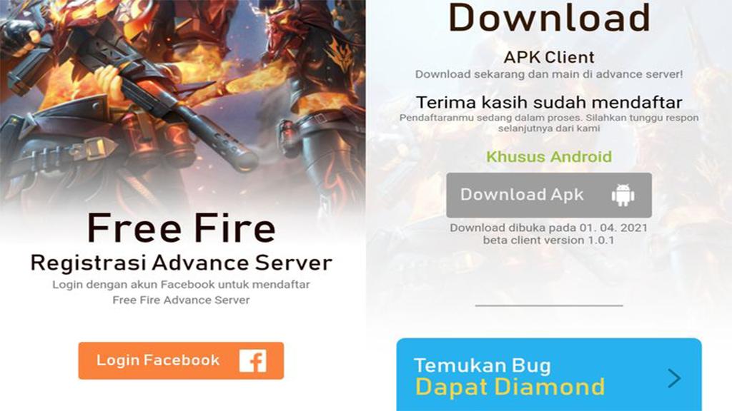 Cara Advance Server