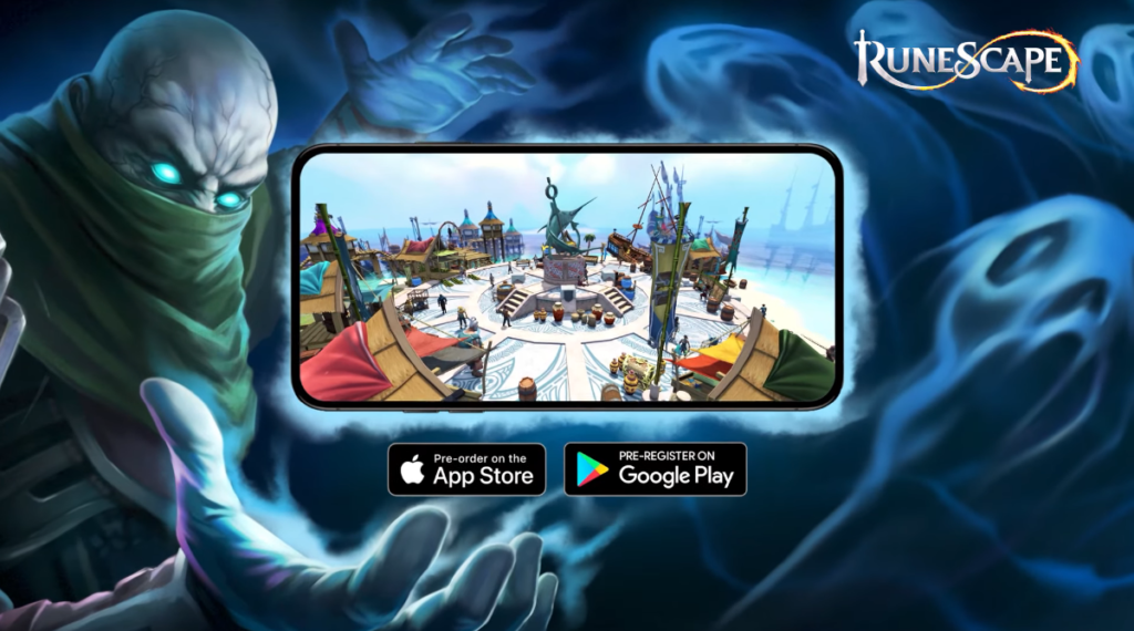 Runescape, Game MMORPG Mobile Baru Mendapat Banyak Kritik dari Para Pemain