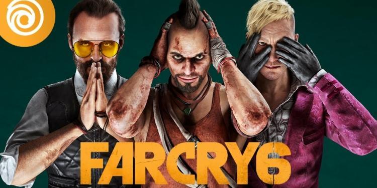 Far Cry 6 Villain