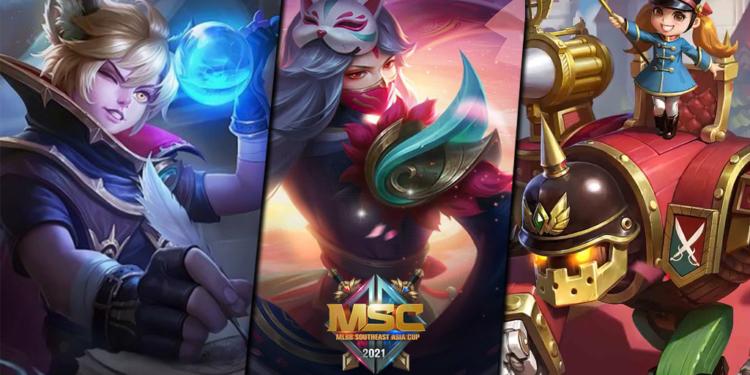Mengejutkan! Inilah Hasil Rekap Hero Mobile Legends di Pertandingan MSC 2021