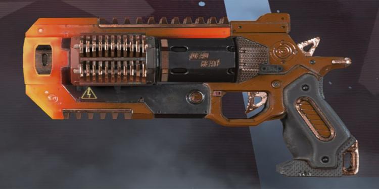 Orang Ini Berhasil Membuat Replika Senjata Wingman Dari Game Apex Legends