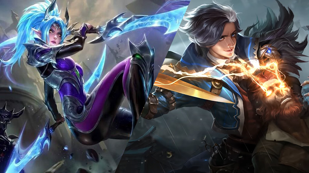 Hero Item Shadow Twinblades