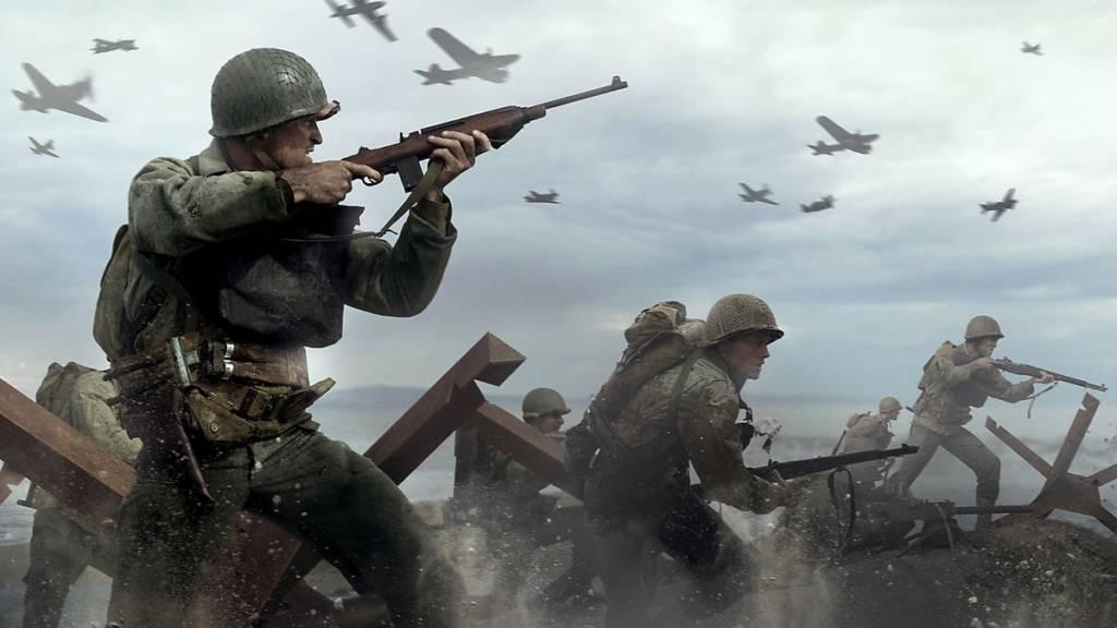 Jalan Cerita Call Of Duty Ww2