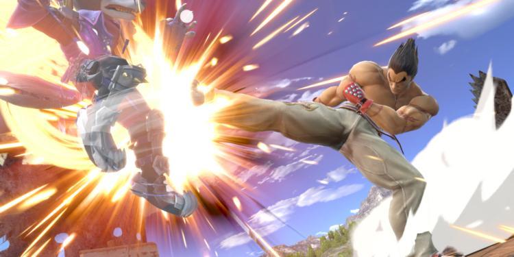 Kazuya Smash 7