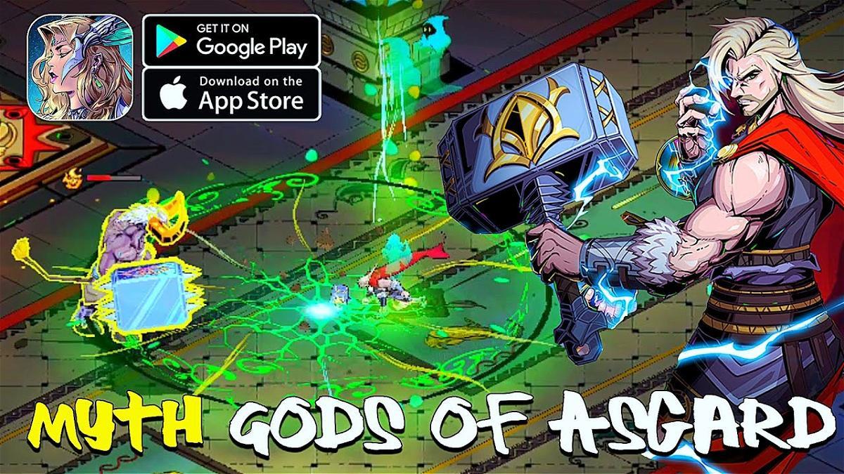 Myth: Gods of Asgard Hades