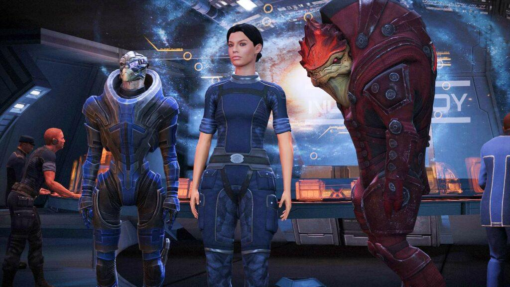 Mass Effect Legendary Edition Mission Order One