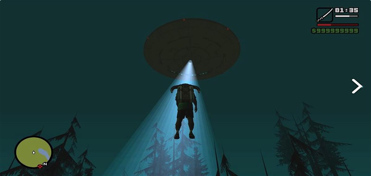 Mod Ufo