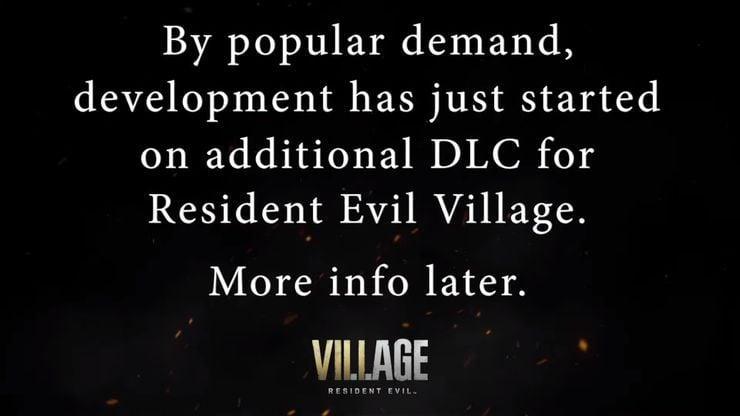 Resident Evil Village Dlc 1