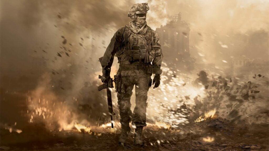 Soiler Modern Warfare 21