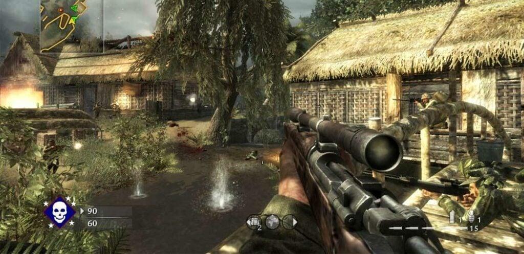 World At War Call Of Duty