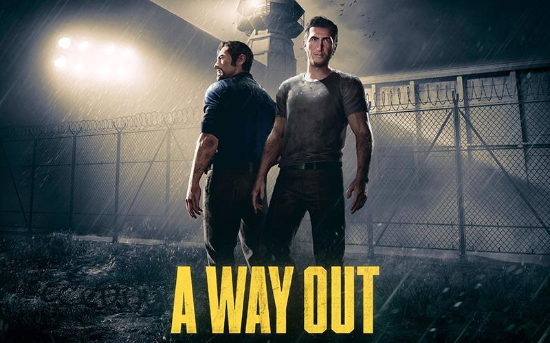 Game Hazelight Studios Sebelumnya, A Way Out