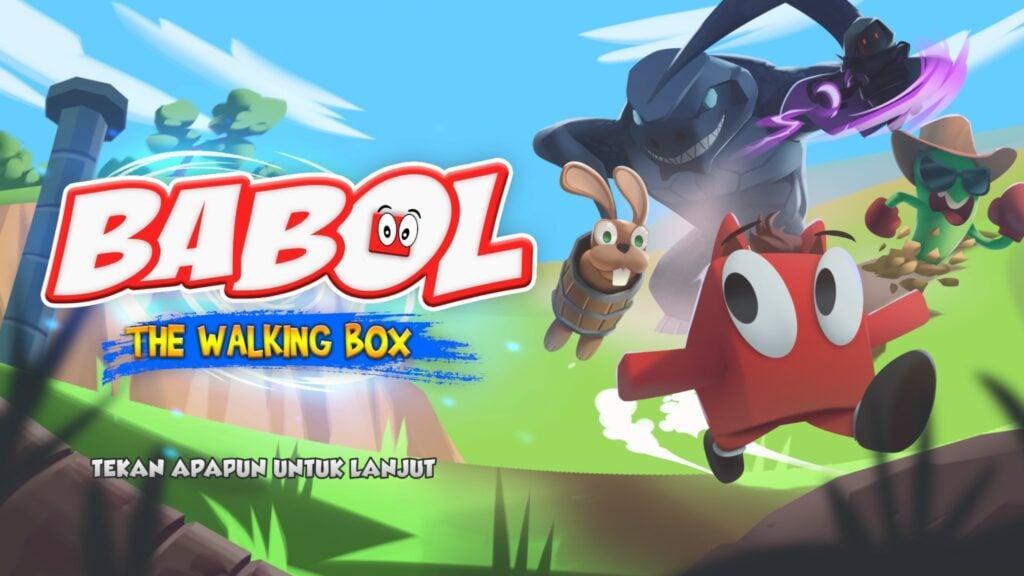 Review Babol the Walking Box