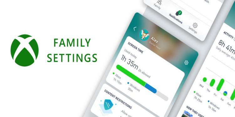 Xbox Family Settings Siapkan Update Untuk Mengelola Pengeluaran AnakFgraphic