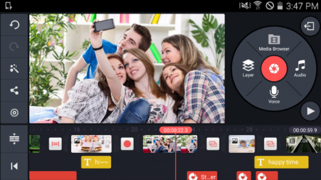 Aplikasi Edit Video 2021 Kinemaster