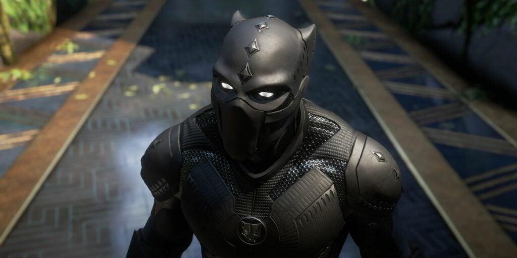 Black Panther Marvel's Avenger