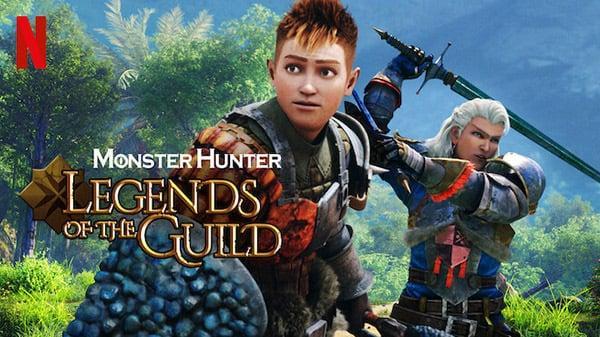 Monster Hunter: Legend of the Guild Netflix