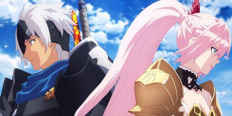 Tales Of Arise Opening