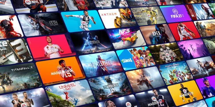 EA Electronic Arts Iklan Game