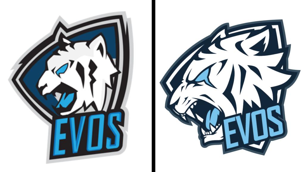 Evos Logo Esport