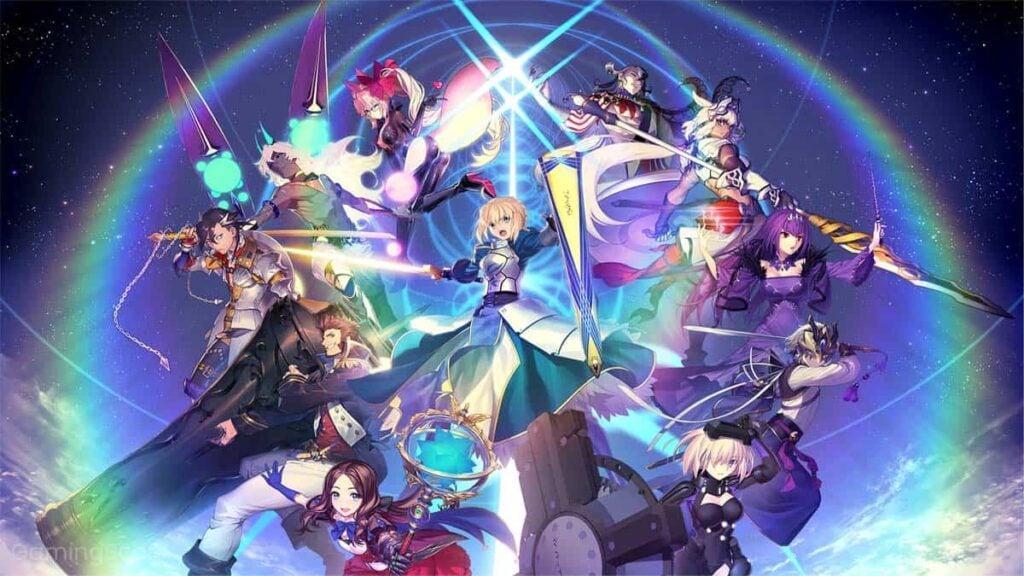 Fate Grand Order 2
