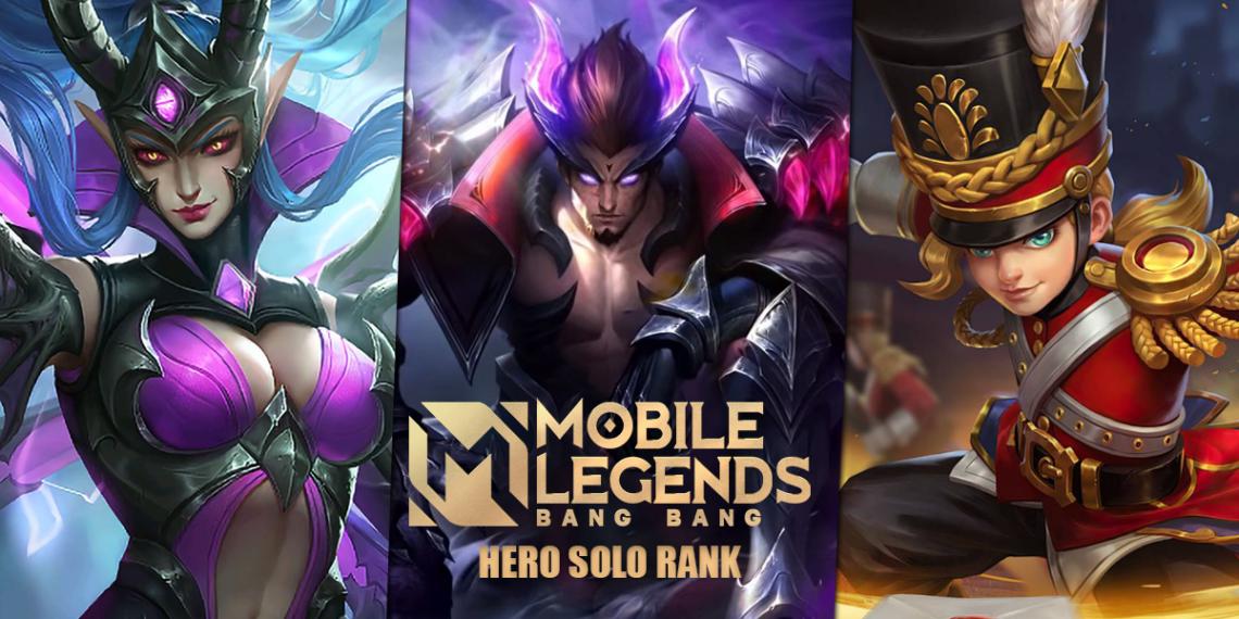 10 Hero Terbaik Untuk Solo Rank Season 21 di Mobile Legends