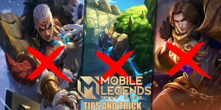 Tips dan Trick Menghindari Tank Musuh yang Rusuh Buff di Mobile Legends Season 21
