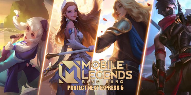 Detail Lengkap Revamp Hero Project Next Express 5 Mobile Legends, Gila Banget!