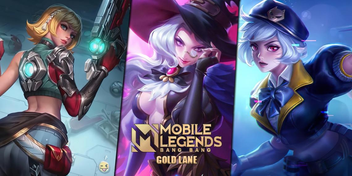 7 Hero Gold Lane Terkuat di Mobile Legends Season 21 Patch Note 1.5.88