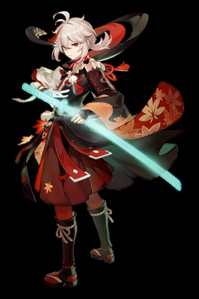Genshin Impact Kazuha