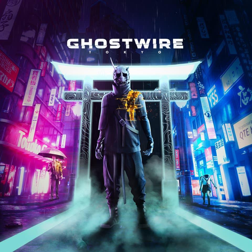 Ghostwire Tokyo Hannya
