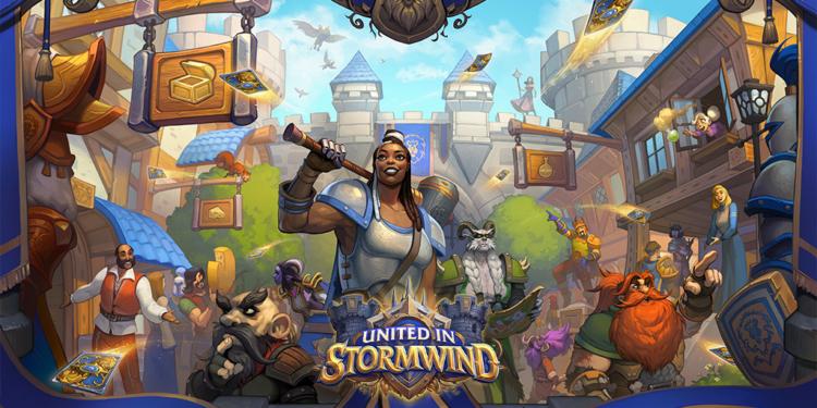 Hearthstone United In Stormwind