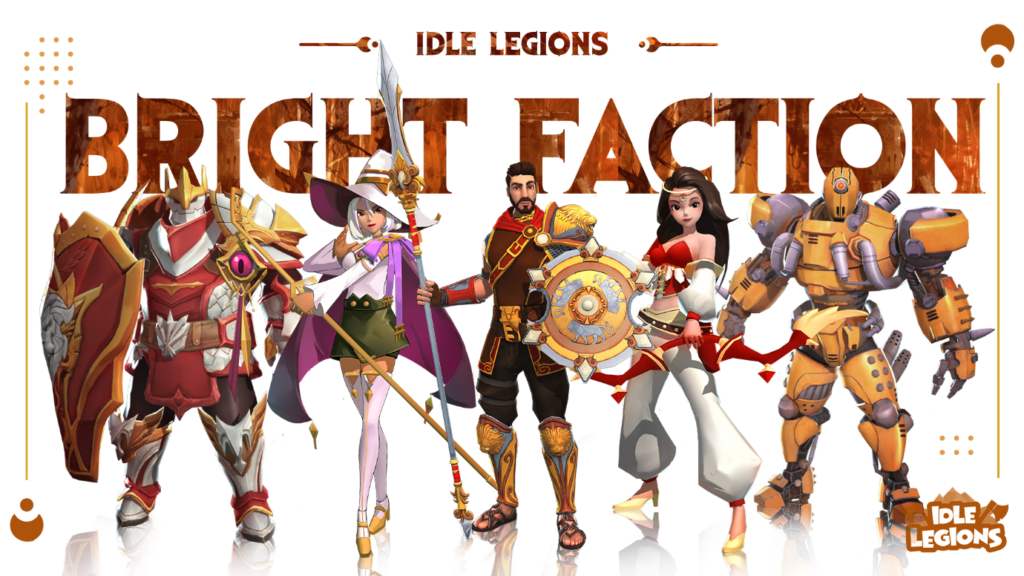 Idle Legions Faction 1
