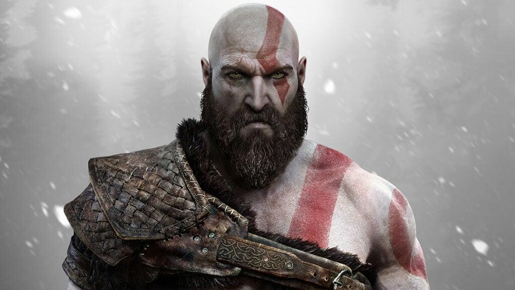 Kratos God Of War (2018)