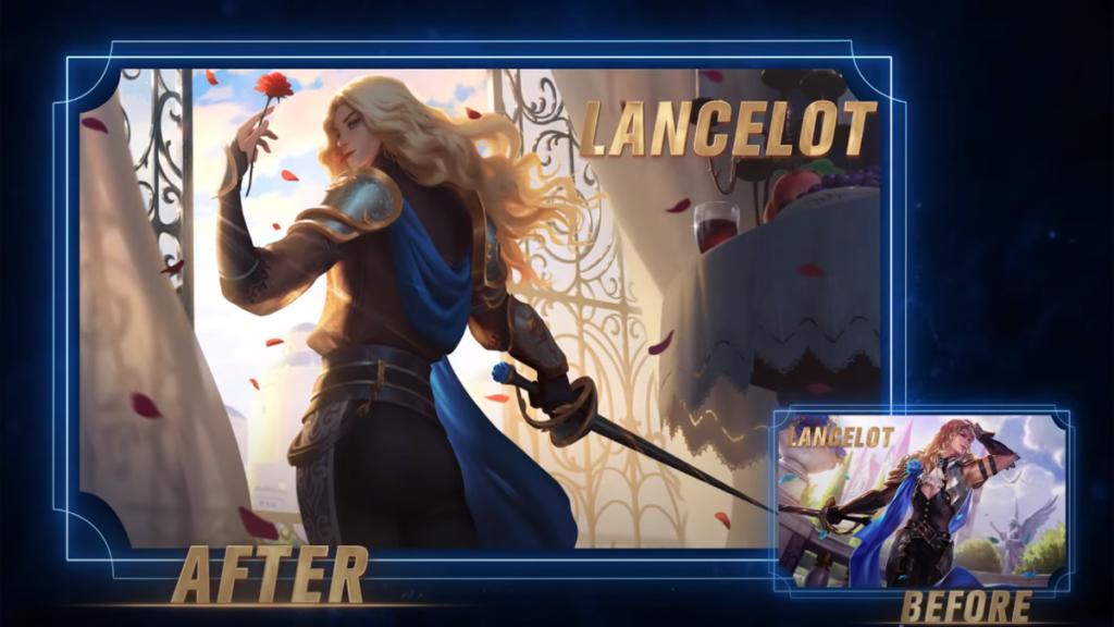 Lancelot Project Next Express 5 Mobile Legends